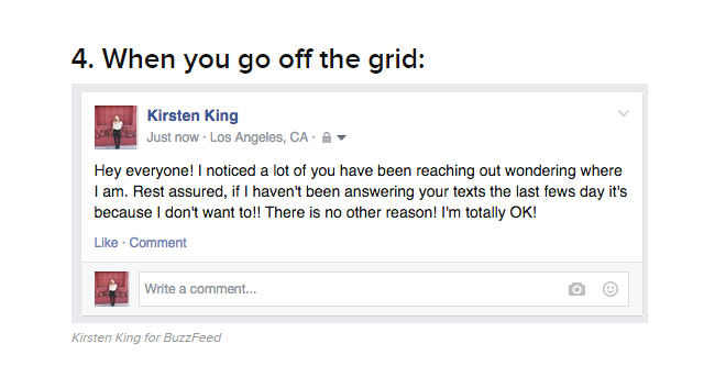 buzzfeed off the grid