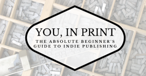 You, In Print Promo Image