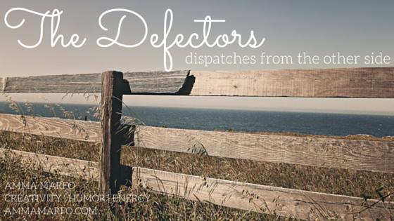 The Defectors Blog Header