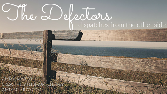The Defectors Blog Header