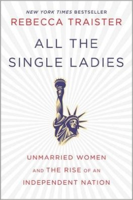 Important Read About Love and Life: ALL THE SINGLE LADIES by Rebecca Traister. I haven't spent a full calendar year single in a while, but Traister's book about the rising commonality of single women, the benefits and disadvantages of this state, and how it's affecting the world around us, was a welcome read as I continue to be surrounded by a pairing off of friends and loved ones. It didn't hurt, by the way, that Traister starts the book with an extended reference to Jo March and Louisa May Alcott, two literary icons of singledom. While I don't yet know what the future holds for me, I worry less about the possibility of an independent life after reading this one.