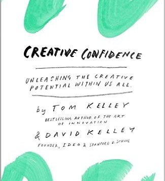 Creative Confidence by Tom and David Kelley | Even as I tackle bringing my own contribution to creativity literature into the world, I feel strongly compelled to share the book that had a significant impact on how I teach and explore it. The Kelley brothers, founders of IDEO, address the many roadblocks we see on our path to creativity and share concrete advice and exercises for how to overcome these challenges. Creativity is a trait that is accessible to anyone who wishes to explore it, and I never felt more capable than when reading the words of Tom and David. I can only hope my book plays a similar role for people upon its release.