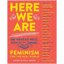 Here We Are: Feminism for the Real World, edited by Kelly Jensen | This book, in its entirety, was my reading for International Women's Day back in April. This edited volume sharing the stories and advice of a diverse group of women, men, and trans* individuals is the most comprehensive volume on feminism I've ever read- and it's targeted toward young adults. So two things here- 1. Don't minimize what young adults can grasp or understand. This book got me thinking incredibly deeply about what feminism is, who it affects, and how many different ways it can be expressed. And 2. Don't underestimate the ways in which feminism impacts our world. The book's 44 contributors share highly individualized accounts of how feminism has impacted them, and yet these are specific stories that each feel highly relatable. I can't stop talking about this book, and wholeheartedly recommend it to those grappling with feminism- regardless of gender, by the way!