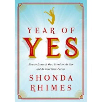 "Year of Yes by Shonda Rhimes | If ever there's someone the overloaded student leader could learn from, it's Shonda Rhimes. The lessons she shares in this book about saying yes to herself, friendships, family, and even to opportunities to say no, are incredibly valuable for anyone feeling overcommitted or endlessly taxed. After I finished this book, I found myself asking on multiple occasions, ""What Would Shonda Do?"" Give leaders in need of some perspective the chance to ask the same."