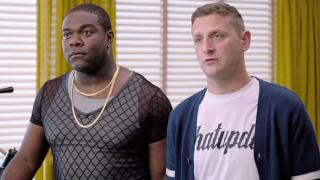 "Detroiters (Comedy Central): I've described this show as ""Broad City, but with boys,"" and yet I think that diminishes what longtime friends Sam Richardson and Tim Robinson have built. As local ad men Sam and Tim, they managed to hit several things I love: advertising on TV, the silliest moments of friendships, and the earworm of a jingle that is ""Devereaux Wigs"" (sing/screech along if you know it!). If you haven't watched it yet, catch up before we get season 2 in April 2018 (pro tip: ""Happy Birthday Mr. Duvet"" is the closest to a perfect episode of television I've seen in a long time). And don't ask me if I can do anything that month- I'm busy."