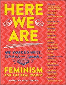 I spent International Day of the Woman with Here We Are. That is to say, I sat on the couch with this comprehensive and beautiful compliation and didn't get up (pee and snack breaks aside) until I was done. While targeted toward a YA audience, I learned something from every voice shared. Prose, poetry, and comics intertwine to create a truly inclusive picture of what feminism looks like. I can't recommend this book enough to folx of all ages wondering what there is to know about Merriam-Webster's Word of the Year.