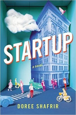"My absolute favorite part of Doree Shafrir's debut novel? The deliberate mentions of ""bro gingham"" peppered through it. But in all seriousness, the startup world is one I spend just enough time in to have opinions; Shafrir's novel plays with those assumptions, plays realistically beneath those surface assumptions, and creates genuinely compelling twists and turns in the process."