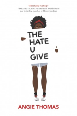 The mark of a strong read for me is if I check it out of the library and then buy it for my own (too big) collection. I knew before the end of the first chapter of Angie C. Thomas' breakout YA novel of the Black Lives Matter era that it'd find a permanent home on my shelf. Thomas covers so much ground between this book's covers- our assumptions about victims of police brutality, how these issues are talked about in interracial relationships, when and how to use our voices to create change...this book took my breath away dozens of times, and I'm already emotional at the forthcoming film adaptation. Seriously, cried thinking about it a few weeks ago.