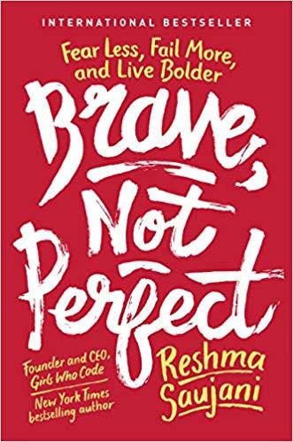 brave not perfect saujani